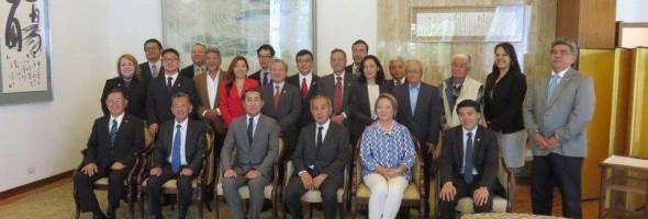 A cuatro años de la histórica visita del Primer Ministro Shinzo Abe a la Argentina (noviembre 2016).