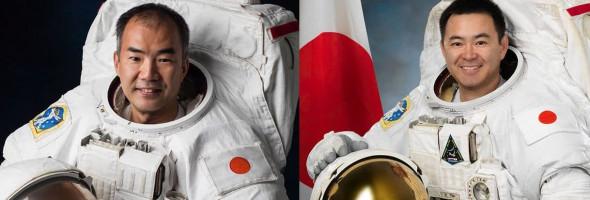 RELEVO DE FUNCIONES ENTRE ASTRONAUTAS JAPONESES EN LA ESTACIÓN ESPACIAL INTERNACIONAL