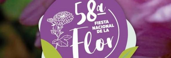 58° FIESTA NACIONAL DE LA FLOR 2021 EN LA CIUDAD BONAERENSE DE ESCOBAR