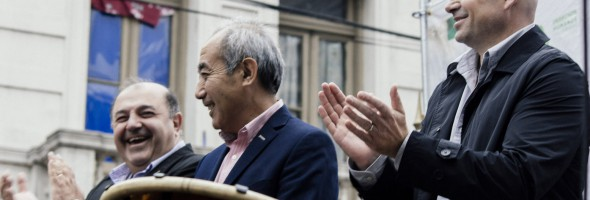 2016- Fotos Buenos Aires celebra Japón 3º parte